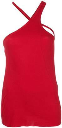 Haider Ackermann sleeveless fitted top