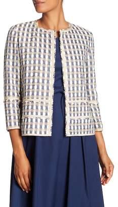 Lafayette 148 New York Aisha Woven Jacket
