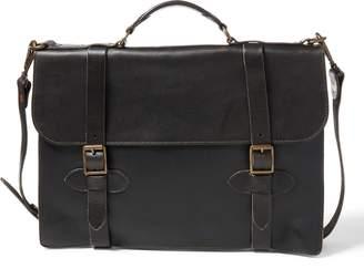 Ralph Lauren Leather Corbin Briefcase