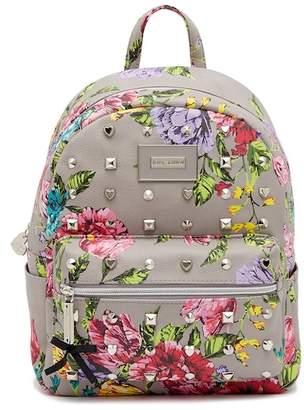 Betsey Johnson Print Pattern Backpack