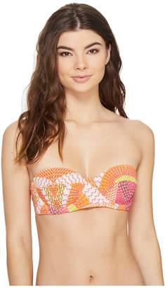 Echo Havana Geo Underwire Bikini Top Women's Swimwear