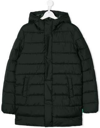 Save The Duck Kids TEEN long padded coat