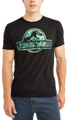 Hunter Movies & TV Jurassic Men's Graphic T-shirt, up to Size 2XL