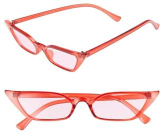 Cat Eye GLANCE EYEWEAR 52mm Sunglasses