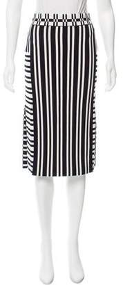 Tanya Taylor Striped Camilla Skirt w/ Tags