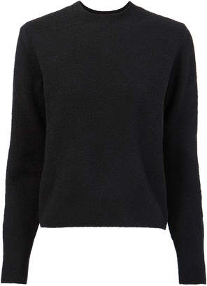 Vince Boucle Cropped Sweater