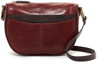 Tignanello Classic Leather Equestrian Crossbody $139 thestylecure.com