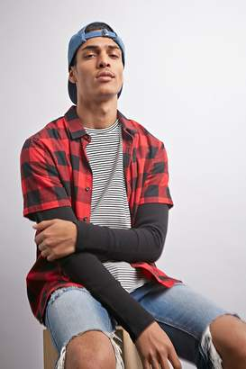 Forever 21 2-Layer Flannel Shirt