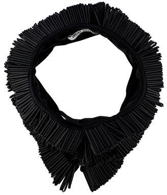 Miu Miu Miu Miu Beaded Collar Necklace