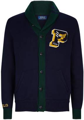 Polo Ralph Lauren Wings Logo Cardigan