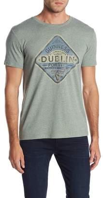 Lucky Brand Guinness Dublin Short Sleeve Tee