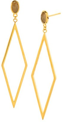 Women's Gorjana Dez Drop Earrings $60 thestylecure.com