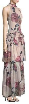 Trina Turk Kahlo Floral Maxi Dress