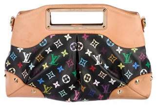 Louis Vuitton Multicolore Judy MM Black Multicolore Judy MM