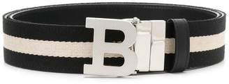 Bally B logo belt
