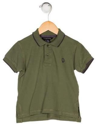 Little Marc Jacobs Boys' Knit Short Sleeve Shirt