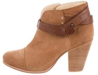 Rag & Bone Nubuck Harrow Boots