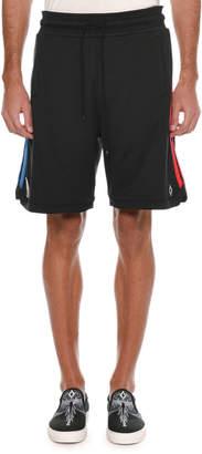 Marcelo Burlon County of Milan Men's NBA Graphic Band Sweat Shorts