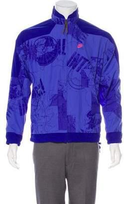 Nike International World Print Track Jacket