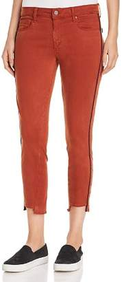 Parker Smith Twisted Seam Crop Skinny Jeans in Whiskey