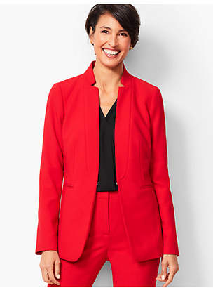 Talbots Luxe Double-Cloth Collection - Blazer