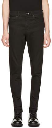 McQ Black Strummer Jeans