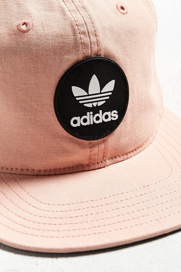 Adidas OG Trefoil Deconstructed Baseball Hat 5