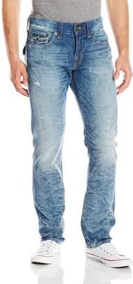 True Religion Men's Geno Relaxed Slim Fit Jean