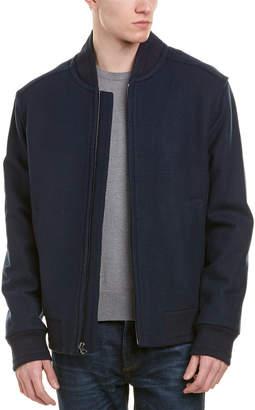 Andrew Marc Foch Wool-Blend Coat