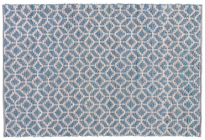 Banyer Jute-Blend Rug - Blue - 2'x3'