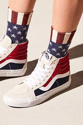 Star Crew Sock