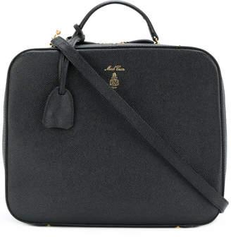 Mark Cross zip-around box bag