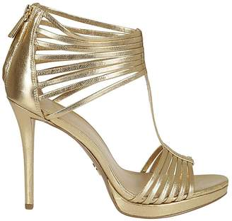 Michael Kors Leann T Bar Sandals