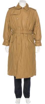 Polo Ralph Lauren Down-Filled Trench Coat