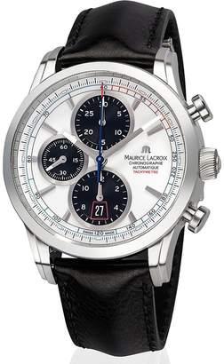 Maurice Lacroix Pontos Chronographe Retro Men's Automatic Watch PT6288-SS001-130 by