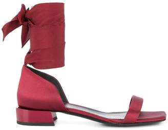 Lanvin wrap-around sandals