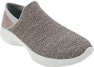 Skechers YOU by Gored Slip-On Sneakers - YOU