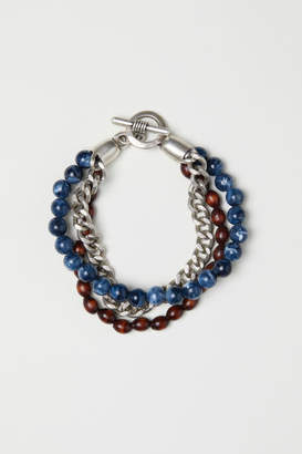 H&M Multi-strand Bracelet - Beige