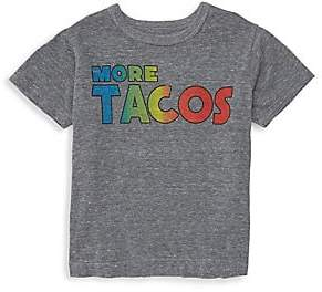 Chaser Little Boy's & Boy's More Tacos Tee