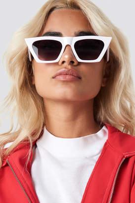 Cat Eye Na Kd Accessories Sharp Square Cateye Sunglasses