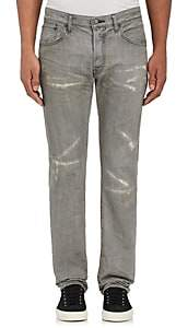 Fabric Brand FABRIC BRAND MEN'S RITSU SLIM JEANS-GRAY SIZE 38