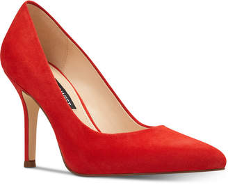 Nine West Flax Pointed Toe Pumps Women Shoes