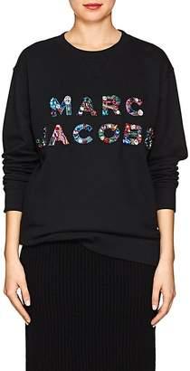 Marc Jacobs Women's Embellished-Logo Sweatshirt