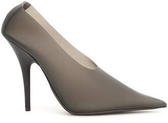 Yeezy Translucent Pointy Pumps