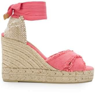 Castaner Blusa wedge sandals
