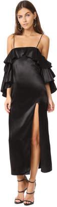 Maria Lucia Hohan Larissa High Slit Dress