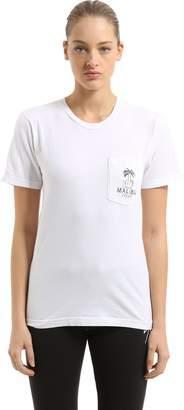 Fufc Palm Cotton Jersey T-Shirt