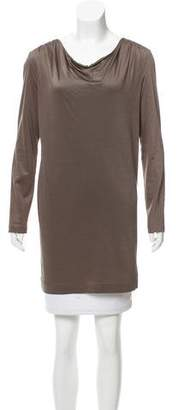 3.1 Phillip Lim Cowl Neck Long Sleeve Tunic