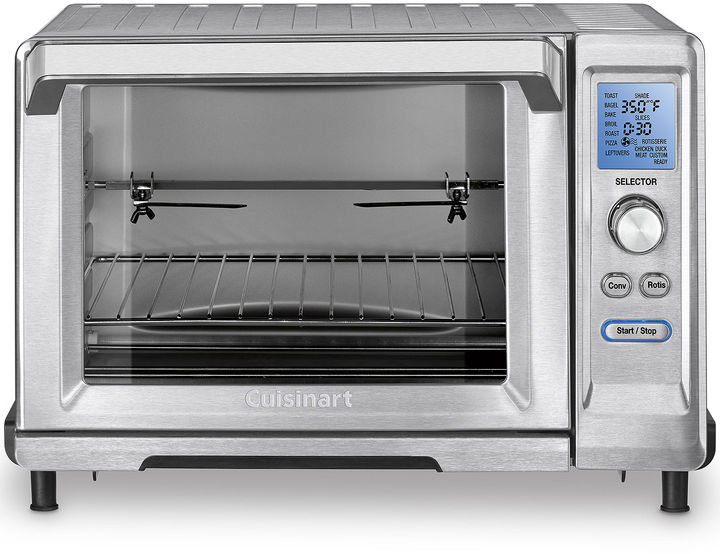Cuisinart Rotisserie Convection Toaster Oven Broiler