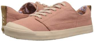 Reef Walled Low Women's Lace up casual Shoes